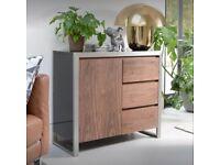 Dwell Nova Compact Three Drawer Sideboard | RRP £549