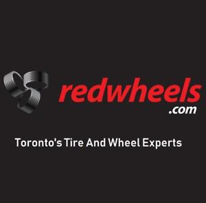 Tire Change for All 4 Tires $50 Including Balance&Mounting Up To 20 Inch!!!!