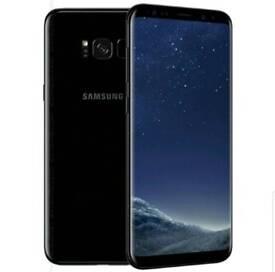 Samsung S8 Plus - Box & Accessories