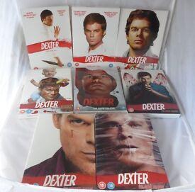 Dexter Complete Series 1-8