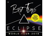 Tonight! Brit Floyd tickets Plymouth 18th March
