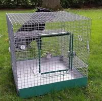 Cage for rabbit, hamsters or ferret.