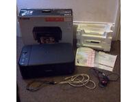 Free printer + scanner