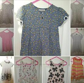 Girls dresses 3-4years bundle