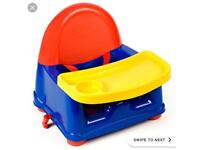 Booster Seat in Primary Colour for sale - Free Delivery