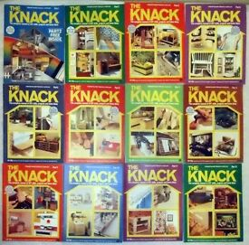 The Knack DIY Vintage Magazine Issues 001 - 098