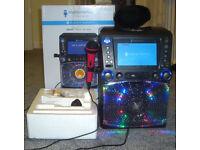 Karaoke Bluetooth Singing Machine STVG785BT RRP 149.00