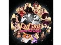 Ru Paul Drag Race Werq The World World Tour