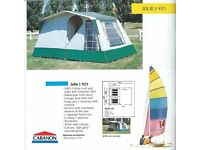 Tent Cabanon Julie 5-berth with awning and extras