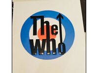 THE WHO. Rock books