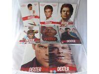 'Dexter' Complete Series 1 - 8 DVD Set