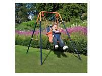 Used Hedstrom Folding Toddler Swing