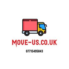 24/7 man and van house office removals movers moving service furniture clearence dumping