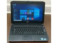 Dell laptop, core i5 3rd gen, 8gb ram, HDMI, windows 10