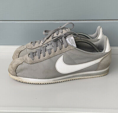 Mens Grey Nike Cortez Uk 10