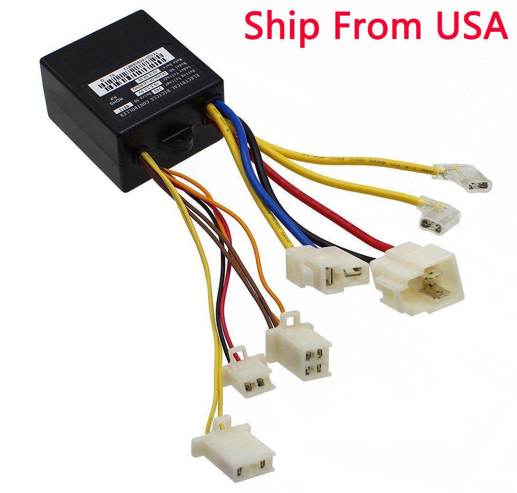 24V Controller Module for Razor E100 E125 E150 E175 eSpark Trikke E2  Electrical