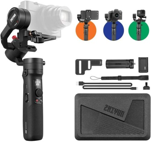 Zhiyun Crane M2 3 Axis Handheld Gimbal for Smartphone Gopro Mirrorless Camera