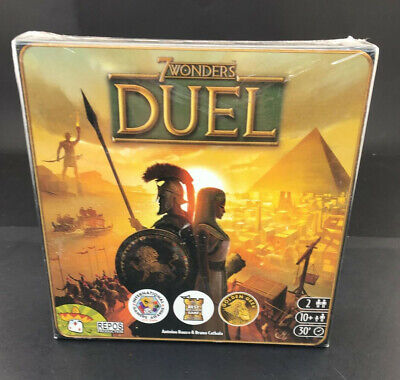 Repos Production 7 Wonders: Duel Board Game  SEVEN07ASM