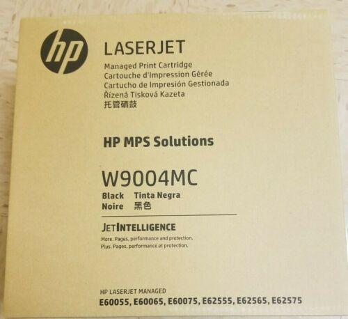 HP  W9004MC LaserJet Managed Toner Cartridge  E626556575 and E601556575 Series