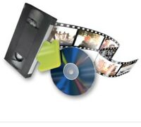 Mobile VHS to DVD conversion service outside your home!!