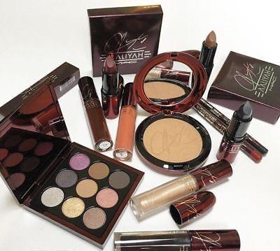 MAC cosmetics AALIYAH Haughton Project A Collectors VAULT makeup Set Kit Box for sale  Breinigsville