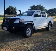2006 Toyota Hilux Diesel Dual Cab Manual Coomera Gold Coast North Preview