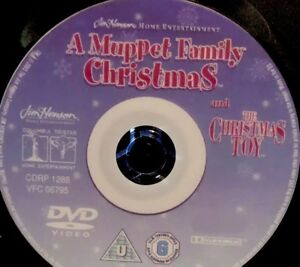 a muppet family christmas dvd full movie rare the christmas toy uncut unedited