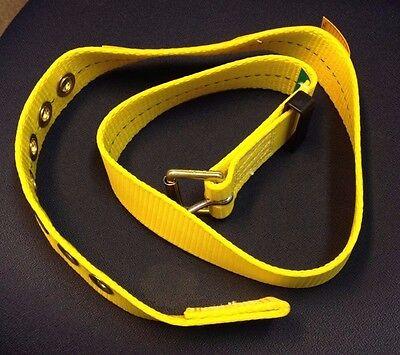 Dbi-sala Belt For Work Safety Harnes 0 Anchor Points Sz L Large 43-50 Lot Avlbl