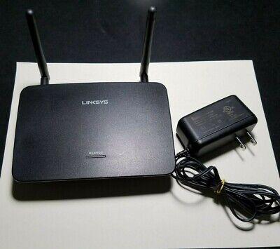 Linksys RE6500 AC1200 MAX Wi-Fi Gigabit Range Extender / Repeater