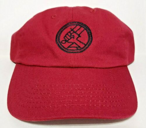 Hellboy (2019) Movie Studio Theatrical Promo SWAG Baseball Hat Cap