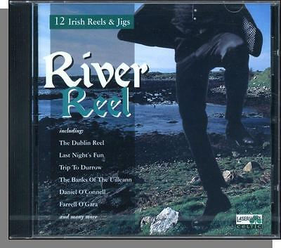 River Reel - 12 Irish Jigs and Reels (1998) - New LaserLight Irish Music CD! ()