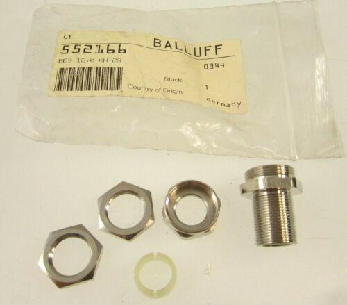 New Balluff 552166 BES 12.0-KH-2S