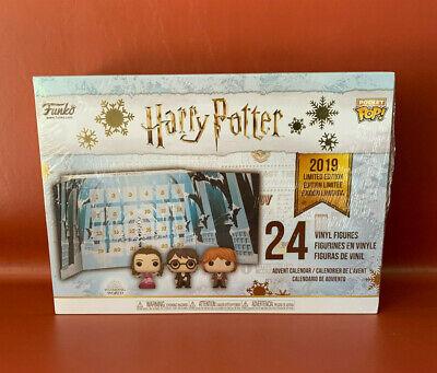 Harry Potter Pocket Pop Funko 24 piece 2019 Advent Calendar Limited Edition