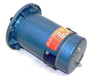 Danfoss electronics 03282 permanent magnet dc motor 1 8hp for Surplus permanent magnet dc motors