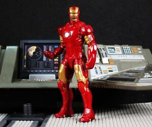 Kaiyodo-Capsule-Q-Figure-IRON-MAN-Mark-III-3-Tony-Stark-Japan-Marvel-A603