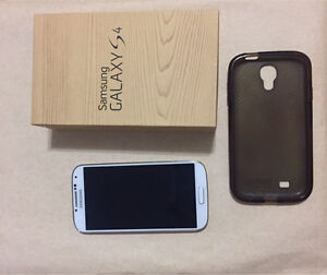 16 GB Samsung Galaxy S4, White