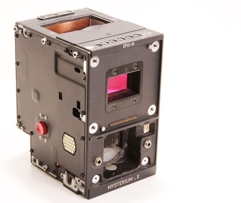Red Epic M MX Mysterium 5K Super-35 Cinema Camera - Camera Body