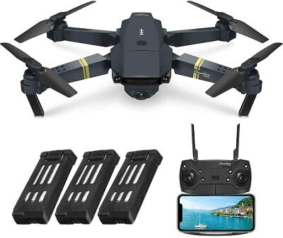 Drone with Camera for Adults,Children,Beginners,WIFI FPV Quadcopter With 2MP 720