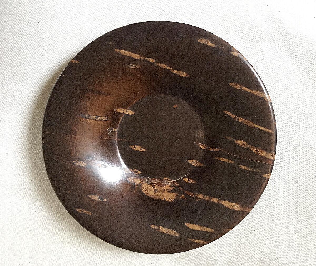 Dessous de verre en bois de cerisier japonais, kaba artisanat, kakunodate 5 pcs