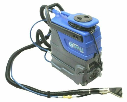 HOT WATER Sandia Spotter Carpet Extractor Unit w/Plastic Upholstery Tool 50-4000