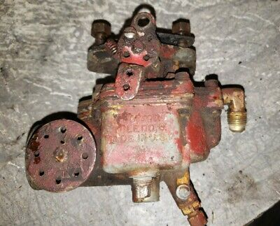 Original Mineapolis Moline Bf Avery A Hercules Ixb Carburetor Tillotson Yc2b