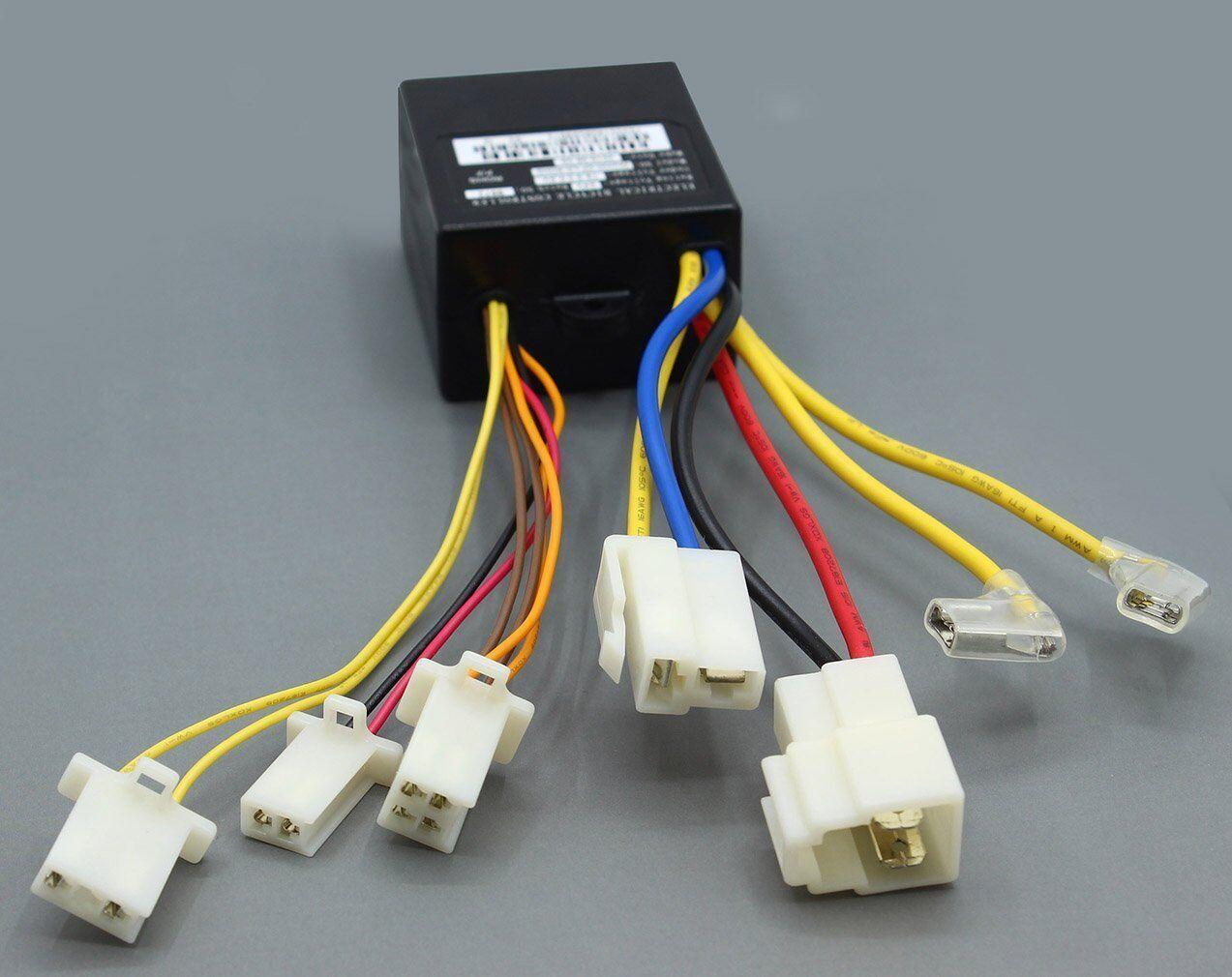Razor Electric Scooter Wiring Diagram Trikke E2 Detailed Mod 24v Controller Module For E100 E125 E150 E175 Espark Adult