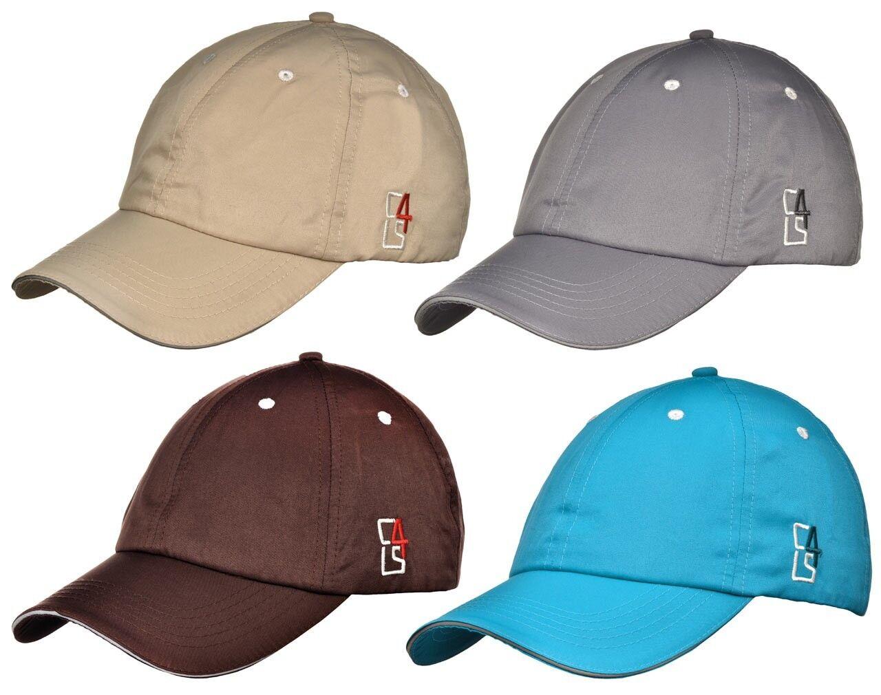 c4s Segelcap - schnell trocknend DRI FIT - ideale Mütze für Segeln & Wassersport