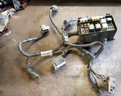 FORD TRANSIT MK7 2006-2013 UNDER BONNET ENGINE FUSEBOX LOOM 6C1T9K499AGB