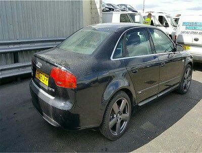 AUDI A4B7 S LINE 20TDI BREAKING FOR SPARES PARTS   5 WHELL BOLT