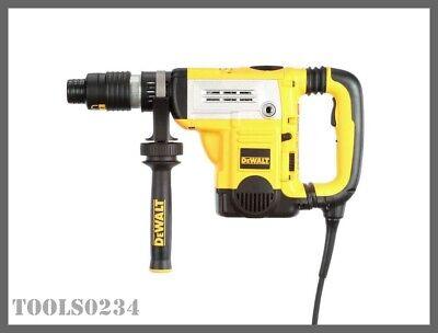 Dewalt D25652k 13.5a 1-34 Spline Combo Concretemasonry Rotary Hammer
