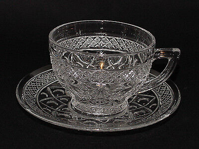 """PERFECT Vintage Imperial """"CAPE COD"""" Cup & Saucer - 22 Available!!"""