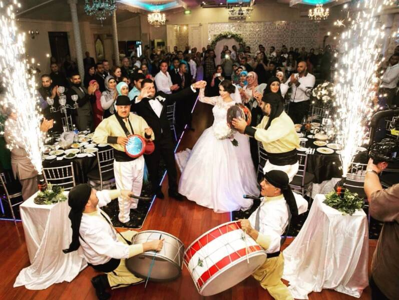 Lebanese Drummers Lebanese Wedding Drums Lebanese Zaffe Other