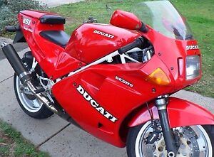 DUCATI WANTED - ANY CONDITION Bayswater Bayswater Area Preview