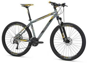 """Mongoose Hard Tail MTB Tyax 27.5"""" Comp 2017 RRP $749 Concord West Canada Bay Area Preview"""